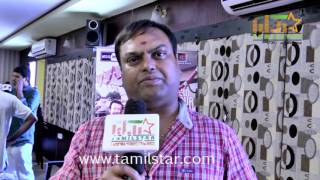 Hari At Jambulingam 3D Movie Team Interview