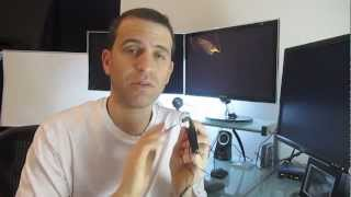 Sony Ericsson MW600 Bluetooth Stereo Headset with FM Review