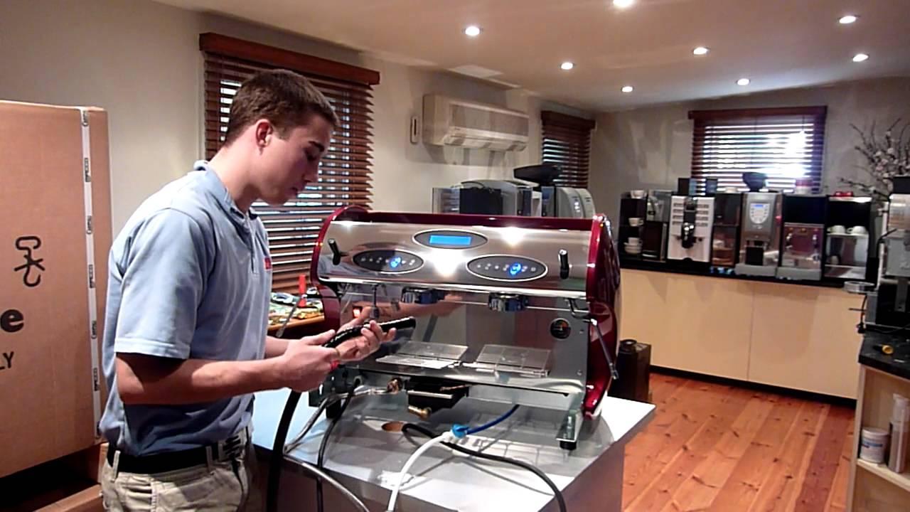 Starting Up Your Carimali Kicco Coffee Espresso Coffee