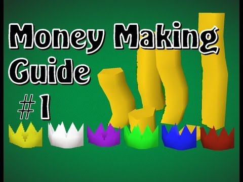 Runescape P2P EOC Money Making guide 2M/Hour 2013