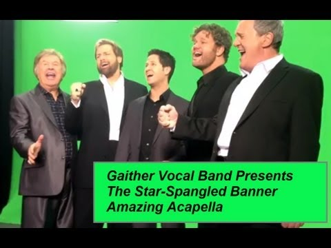 Gaither Vocal Band - The Star-Spangled Banner Acapella