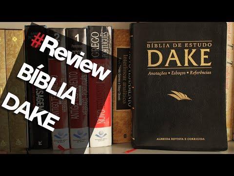 BÍBLIA DE ESTUDO DAKE - REVIEW 19