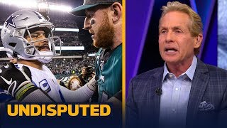 Skip Bayless reacts to Dallas Cowboys' Week 16 loss to the Philadelphia Eagles | NFL | UNDISPUTED