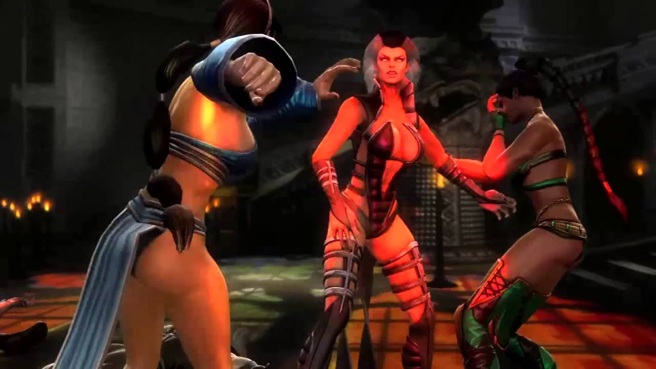 Mortal kombat komplete edition nudity sex private angel