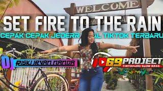 Download lagu DJ SET FIRE x CEPAK CEPAK JEDER by DJ RISKY IRFAN NANDA 69 PROJECT ft 3D CHANEL.