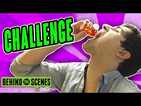 CONCENTRATED KOOL-AID CHALLENGE (BTS)