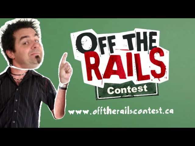 Off The Rails Contest Promo