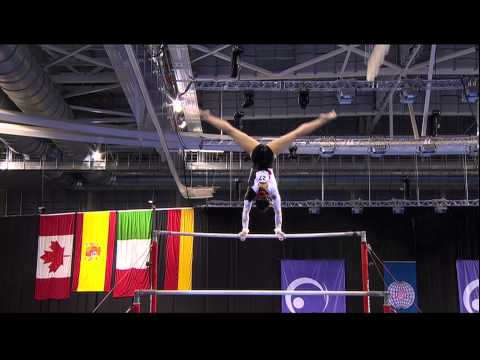 Kim Bui (GER) Uneven Bars