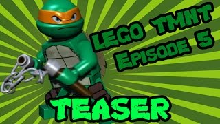 LEGO TMNT Episode 5 TEASER TRAILER | TwinToo Bricks