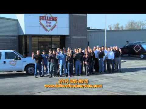 Fellers...helping Restaurants Thrive Since 45! video