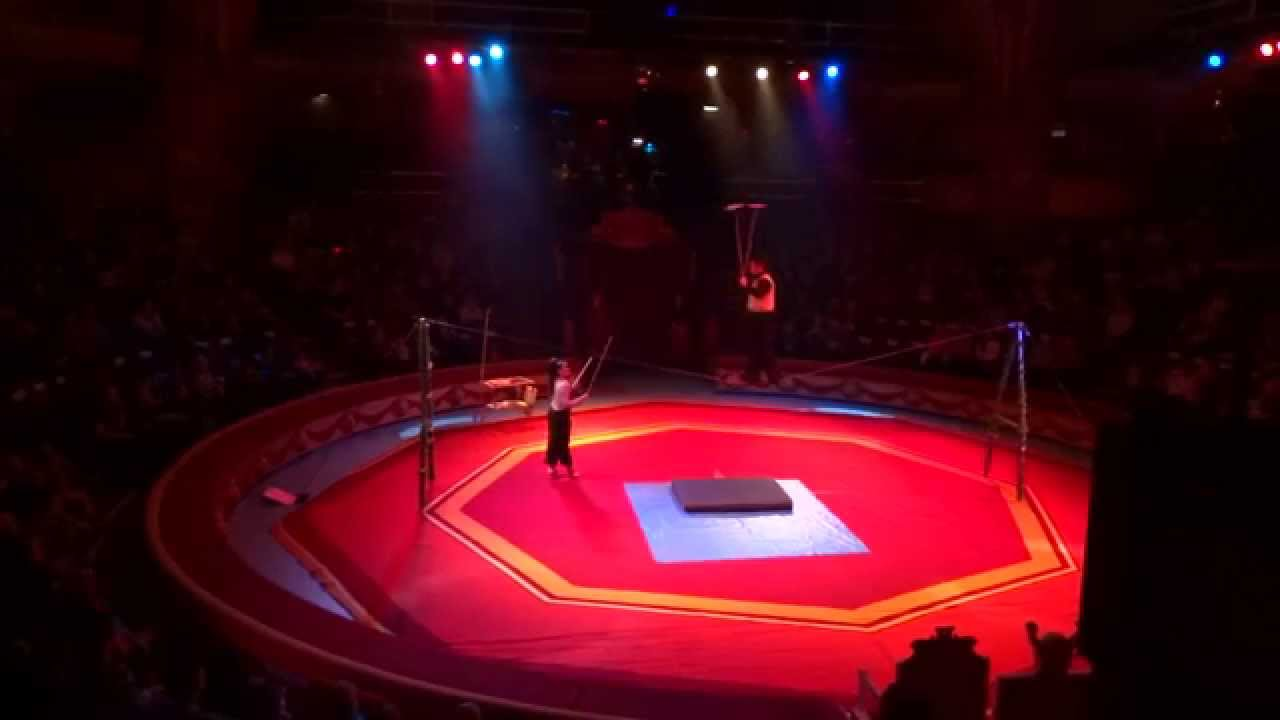 Blackpool Tower Circus 2015 The Blackpool Tower Circus