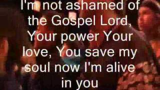 Watch Hillsong Kids Im Not Ashamed video