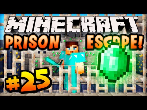 Minecraft PRISON ESCAPE - Episode #25 w/ Ali-A! -