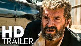 LOGAN | Trailer 2 Deutsch German | 2017 - mit Hugh Jackman (WOLVERINE 3)