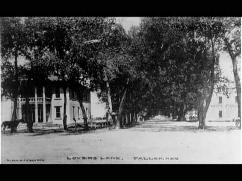 Maine St. Fallon NV Early 1900's Part 1