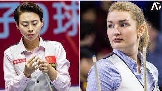 2017 Women 9-Ball World Championship 女子世錦賽│CHEN Siming vs Veronika Ivanovskaia