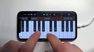 Download lagu Y2K, bbno$ - Lalala on iPhone (GarageBand)