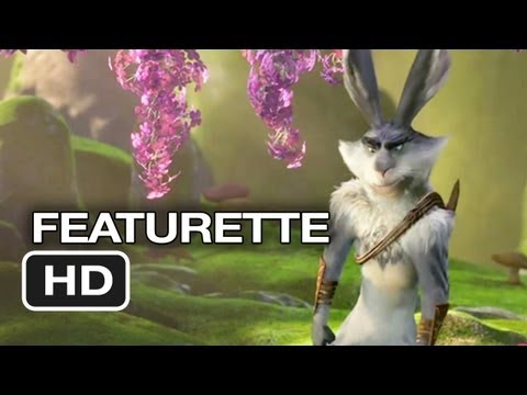 Rise of the Guardians Featurette - Bunnymund (2012) - Alec Baldwin Movie