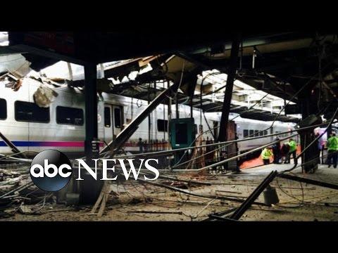 NJ Train Accident | More Details Emerge