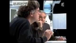 Débat clash d'anthologie: Michel Onfray vs Jacques Attali