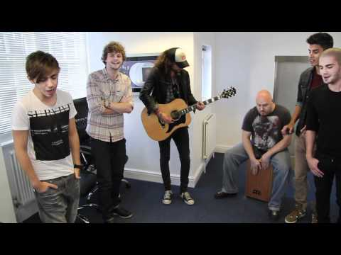 "SBTV: The Wanted – ""Lightning"" – A64 [Acoustic] 