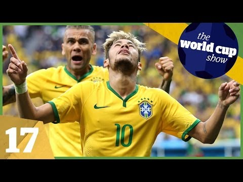 Brazil vs Chile & Colombia vs Uruguay preview | Day 17 | World Cup Show