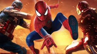 How Big A Role Will SPIDER-MAN Play In CIVIL WAR? - AMC Movie News