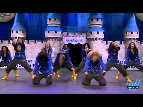 UDA College Nationals 2011:University of Nevada Las Vegas Division IA Hip Hop 5th place