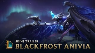League of Legends - Blackfrost Anivia