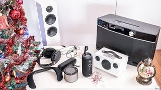Merry Christmas with my favorite audio gadgets 2018