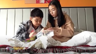 MAKING SLIME WITH PRINCESS TORRES!