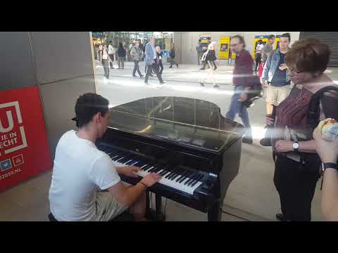 piano Utrecht CS (game of thrones) cover
