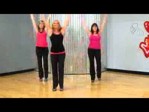 Zumba With Juli - Waka Waka - Move.dc video