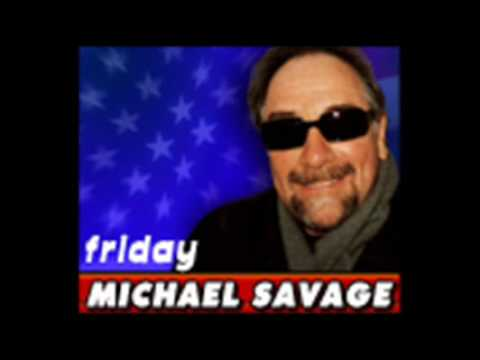 Michael Savage July 31/09 pt 1 - 11 The New Yorker has done a profile article on Michael Savage