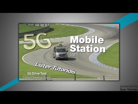 Samsung desenvolve Internet 5G, 30 vezes mais veloz do que padrão 4G | Lister News