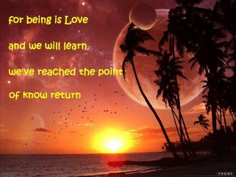 Love is the Meaning of Life