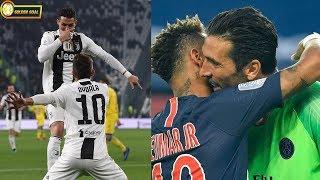 Football News 17/2/ 2019 - Paulo Dybala shamelessly copies Cristiano Ronaldo...