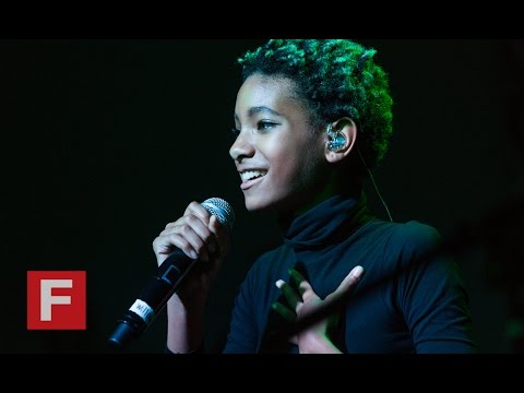 "Willow Smith, ""Whip My Hair"" (Live at The FADER FORT)"