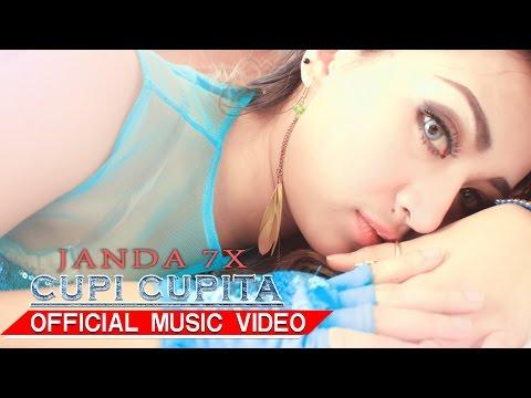 Cupi Cupita - Janda 7X [Official Music Video HD]