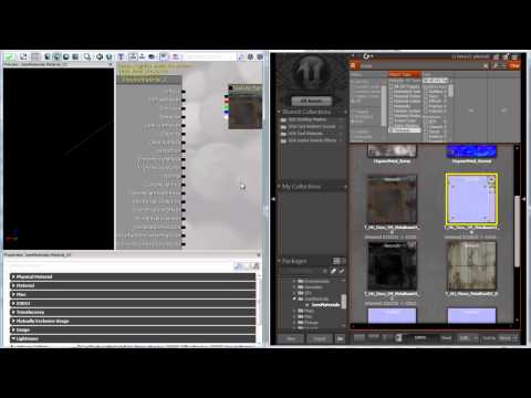 UDK Tutorial 16: Emissive and Specular
