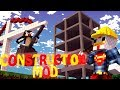 Minecraft Construction Mod Showcase! (AUTOMATIC BUILDING MOD, BUILDING MOD, CONSTRUCTION MOD)