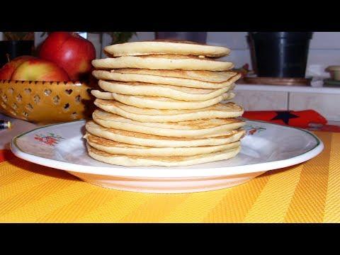 Przepis Na Amerykańskie Naleśniki Pancakes