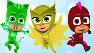 PJ Masks Games for Kids 👶 PJ Masks Color Change PJ Mask Colors Game