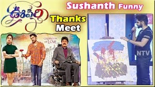 sushanth-funny-comments-on-karthis-painting-oopiri-movie-thank-you-meet