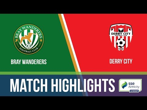 HIGHLIGHTS: Bray Wanderers 2-1 Derry City