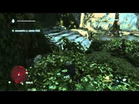 Assassin'S Creed IV Black Flag - Nada es verdad... - Secuencia 4 [Recuerdo 2]
