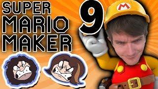 Super Mario Maker: Neverending Nightmare - PART 9 - Game Grumps