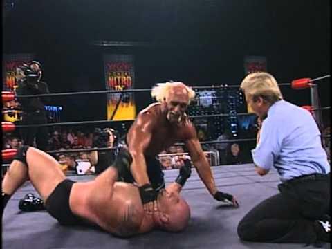Wcw - Bill Goldberg Vs. Hulk Hogan video