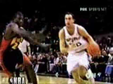 MANU GINOBILI REMIX Video