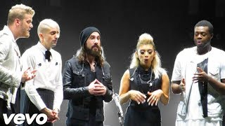 Hallelujah By PENTATONIX In An Empty Arena